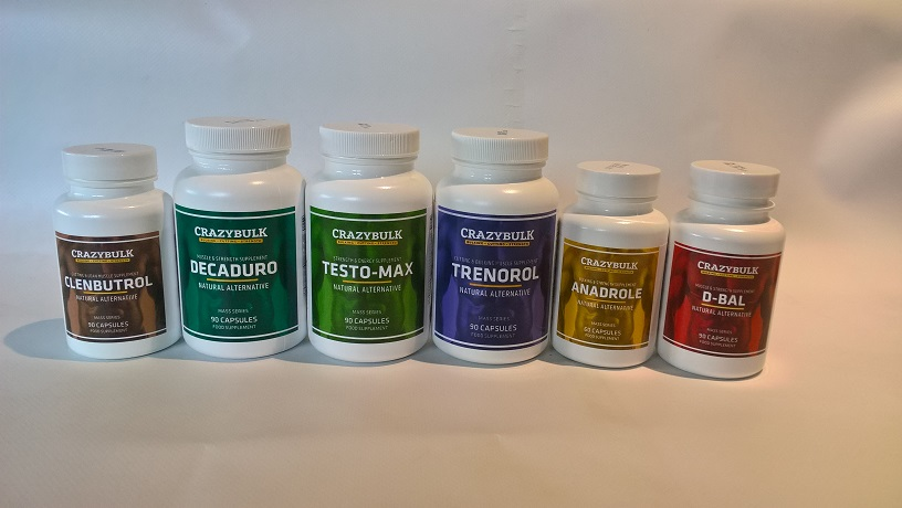 Anabolic Supplements Stack