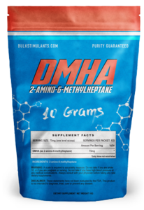 DMHA Stimulant