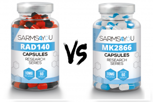 RAD140 Vs Ostarine