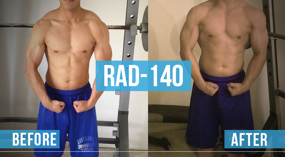 RAD140 (TESTOLONE): SHOCKING REVIEW WITH PICTURES 2019