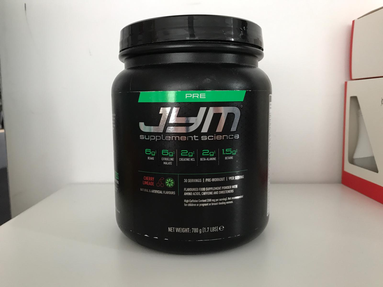 Image result for pre jym review