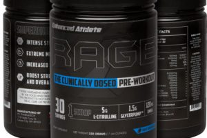 DMAA Pre Workout | Have We Discovered #1 Strongest Formula?