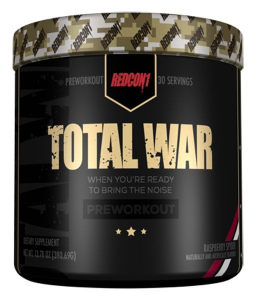 Redcon1 Total War Pre Workout Review