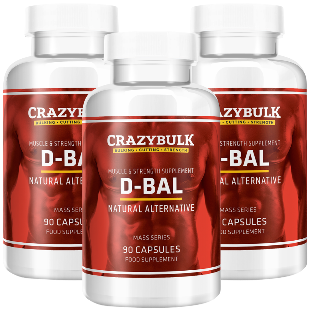 CrazyBulk D-Bal Review: Shocking #1 Results Revealed [NO BS]