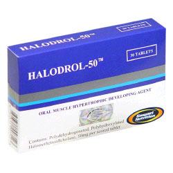 Halodrol 50