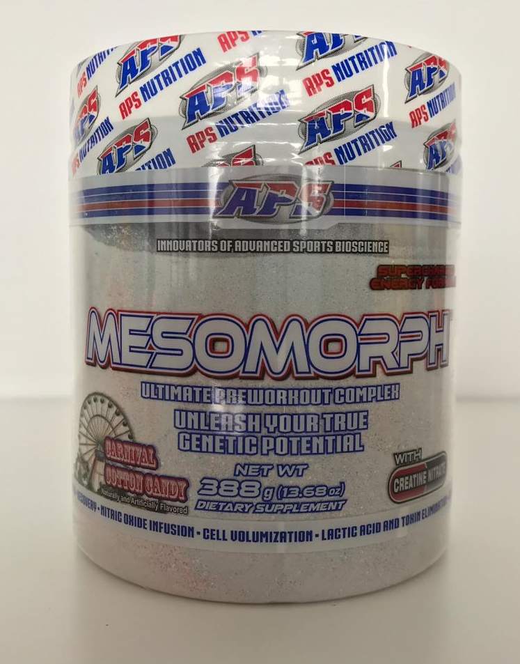 Mesomorph Pre Workout Review: Strongest Pre Workout? [2019]