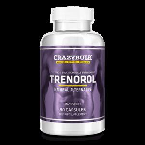 Anabolic Supplement Trenorol
