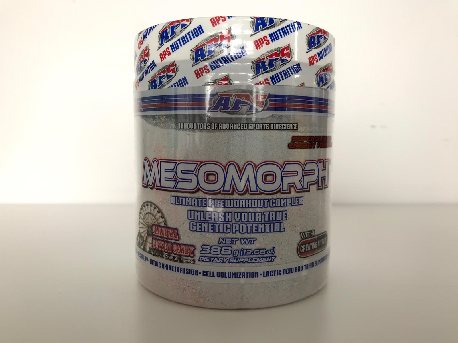 Mesomorph Pre Workout Review Strongest Pre Workout 2019