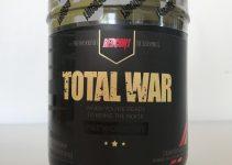 Redcon1 Total War Pre Workout Review
