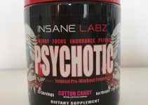 Psychotic Pre Workout Review
