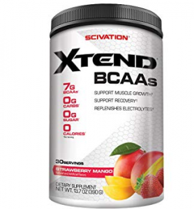 BCAA Supplement for men