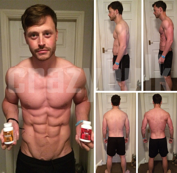 Natural Steroids results