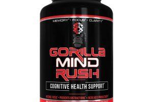 Gorilla Mind Rush
