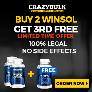 Winstrol Review: Shocking Truth About Stanozolol Inside [2019]