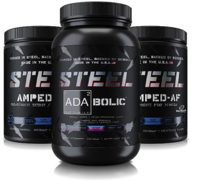 AMPED AF Pre Workout Stack