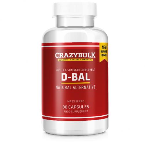 Anabolic Supplement Dbal
