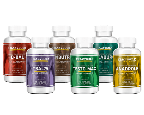 Anabolic Supplement STack