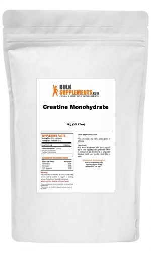 Bulk Supplements Creatine